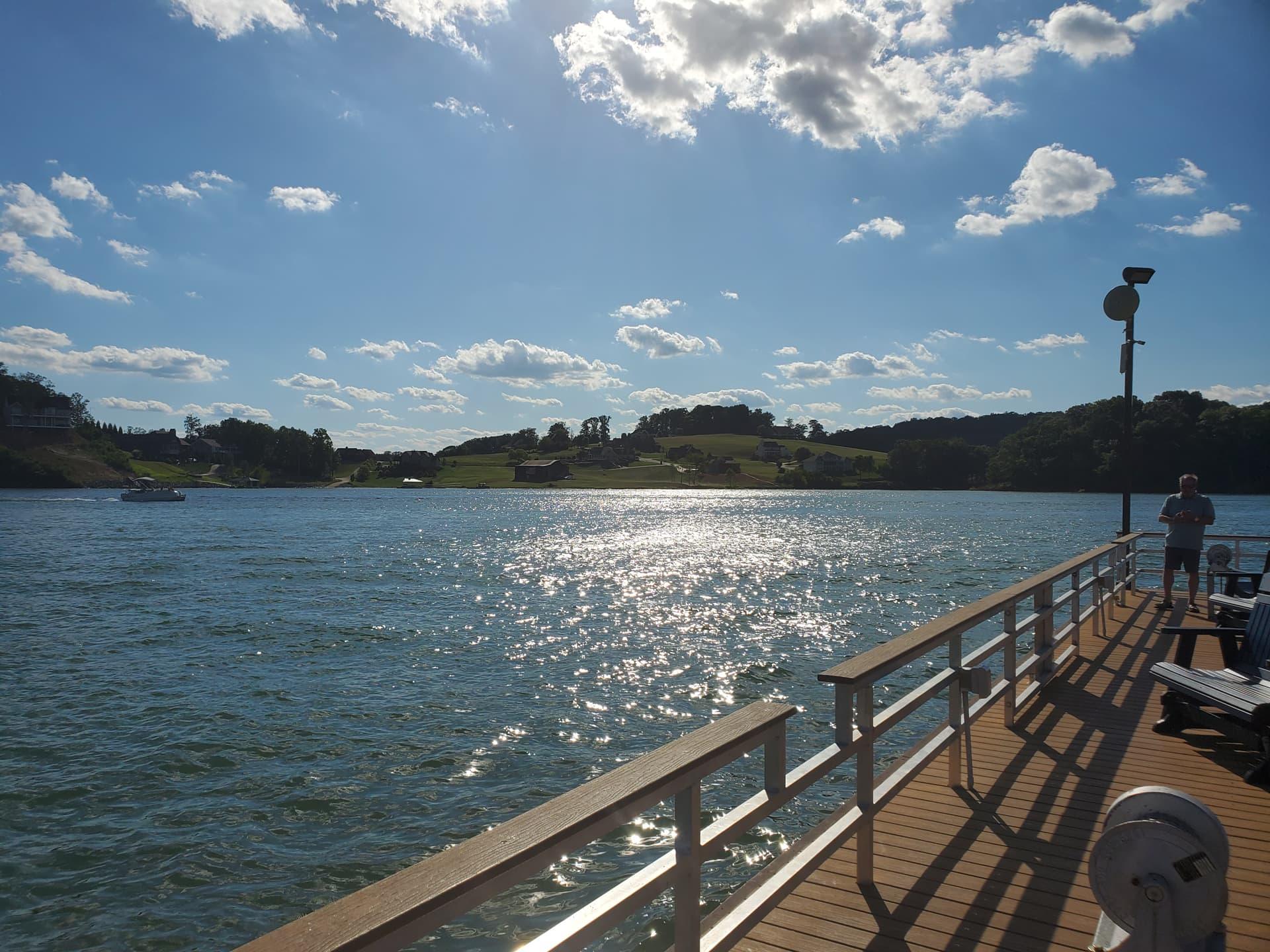 douglas lake pier
