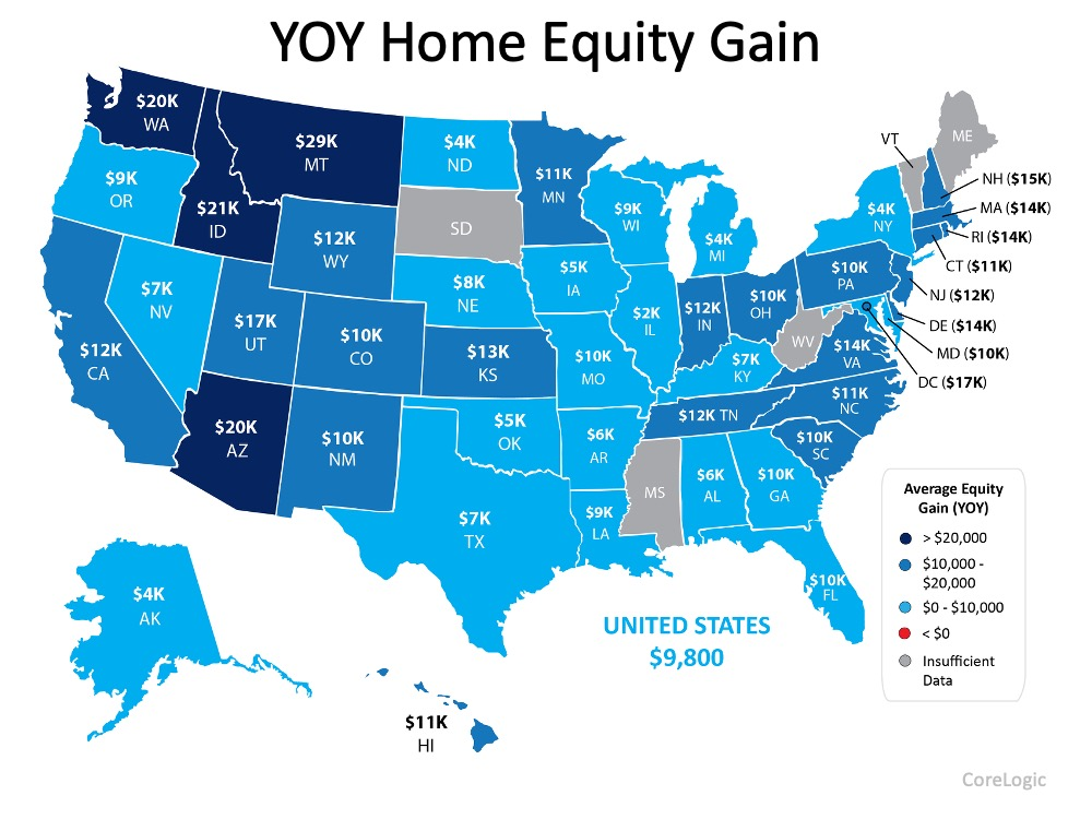 Home Equity Give Sellers Options in Today's Market | Simplifying The Market